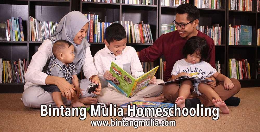 Bintang Mulia Homeschooling, Sekolahnya Para Model